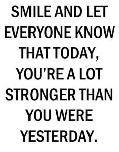 strongerest