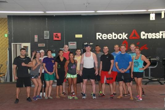 Reebok Crossfit Asia & Donny Shankle