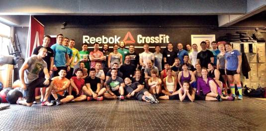 Crossfit Gymnastics Cert